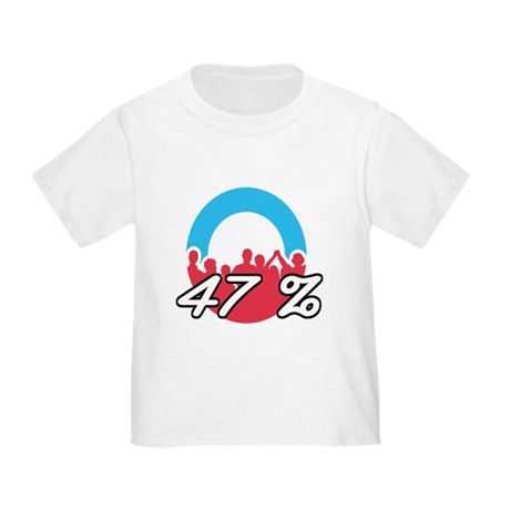 We are the 47 % Toddler T-Shirt