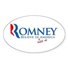 Obama 2012 Decal