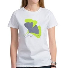 ginkgo, a living fossil Tee