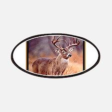 Wildlife Deer Buck Patches