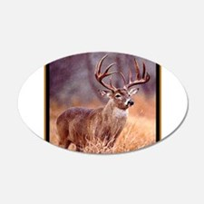 Wildlife Deer Buck Wall Decal