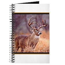 Wildlife Deer Buck Journal