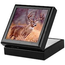 Wildlife Deer Buck Keepsake Box