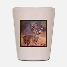 Wildlife Deer Buck Shot Glass