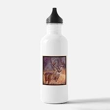 Wildlife Deer Buck Water Bottle