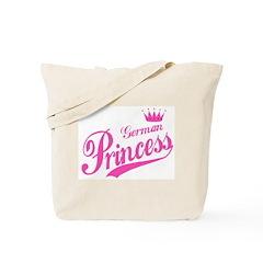 German Princess Tote Bag