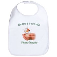 The Earth is in our hands Bib