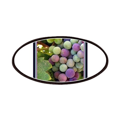 Wine Grapes Patches