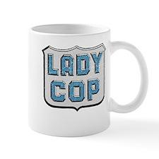 Lady Cop Mug