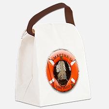 Marthas Vineyard Canvas Lunch Bag