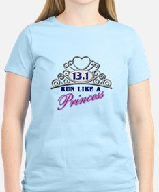 Run Like A Princess T-Shirt