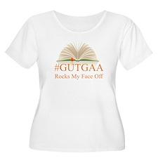 GUTGAA Rocks My Face Off T-Shirt