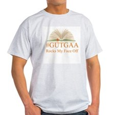 GUTGAA Rocks My Face Off T-Shirt