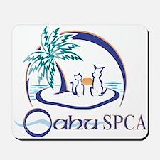 Oahu SPCA Mousepad
