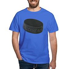 Hockey Puckhead T-Shirt