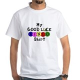 Bingo Mens White T-shirts