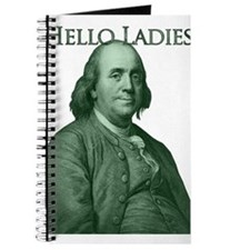 Ben Franklin - Hello Ladies Journal