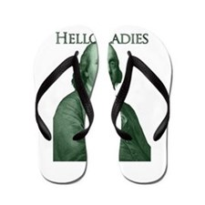 Ben Franklin - Hello Ladies Flip Flops