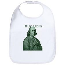 Ben Franklin - Hello Ladies Bib
