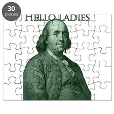 Ben Franklin - Hello Ladies Puzzle