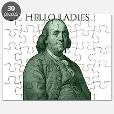 Ben Franklin - Hello Ladies Puzzle