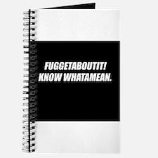 FuggetAboutIt! Journal