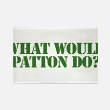 Patton.png Rectangle Magnet