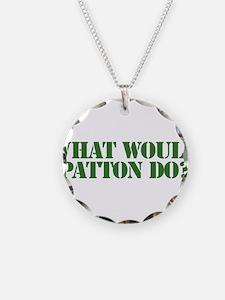 Patton.png Necklace