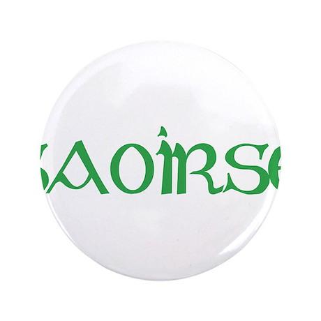 "Saoirse 3.5"" Button (100 pack)"