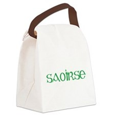 Saoirse Canvas Lunch Bag