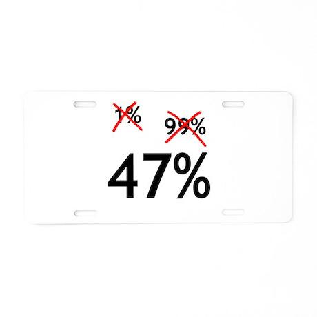 1 percent 99 percent 47 percent Romney Obama Alumi
