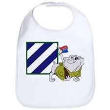 "Rocky Bulldog ""On the Side"" Bib"