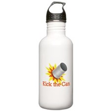 Kick the Can Water Bottle