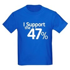I Support the 47% T