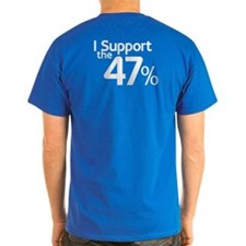 I Support the 47% T-Shirt