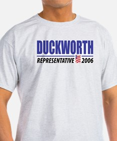 Duckworth 2006 Ash Grey T-Shirt