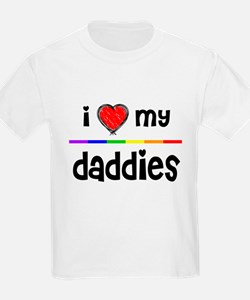 iheart daddies T-Shirt