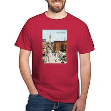 Vintage Colorado Street Scene T-Shirt