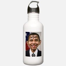 OBAMA WIMP Water Bottle