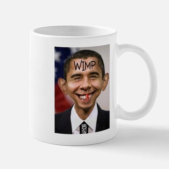 OBAMA WIMP Mug