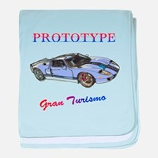 Gran Turismo, car baby blanket