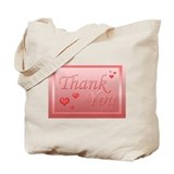 Thank you Totes & Shopping Bags