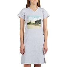 Vintage Colorado State Capitol Women's Nightshirt