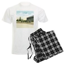 Vintage Colorado State Capitol Pajamas