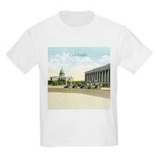 Vintage Colorado State Capitol T-Shirt