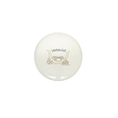 Lactavist Mini Button