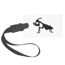 Praying Mantis Luggage Tag