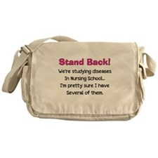 Nursing Student Messenger Bag