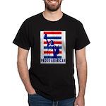 PROUD AMERICAN Black T-Shirt