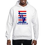 PROUD AMERICAN Hooded Sweatshirt